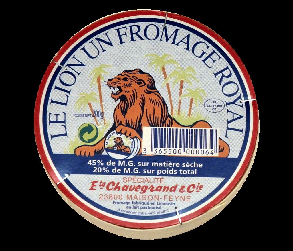 Le lion royal